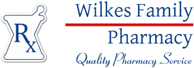 Wilkes Family Pharmacy Logo